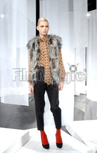 Fall 2011 Mercedes-Benz Fashion Week