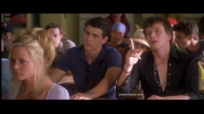 """Franco in """"Never Been Kissed"""""""