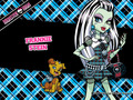 monster-high - Frankie Stein Wallpaper 1024x768 & 800x600 wallpaper
