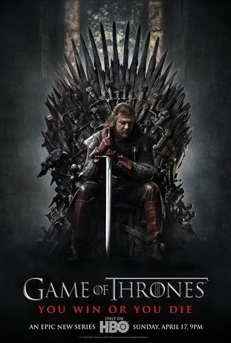 game of thrones wallpaper possibly containing anime titled Game of Thrones Poster
