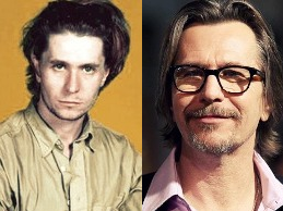 Gary Oldman - now & then