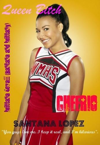 Glee Santana