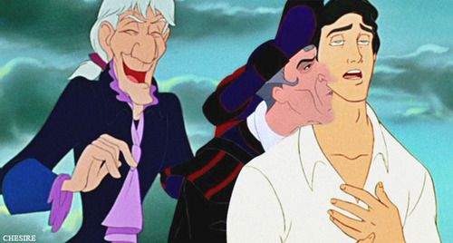 Grimsby/Frollo/Eric