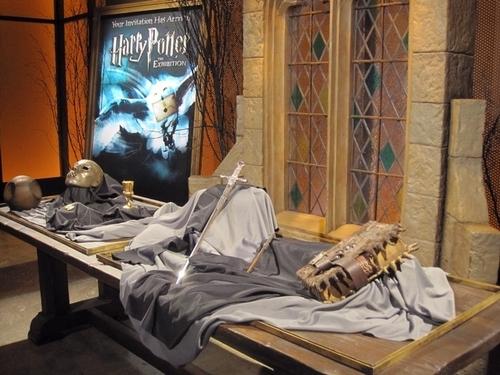 HP Exhibition in NY