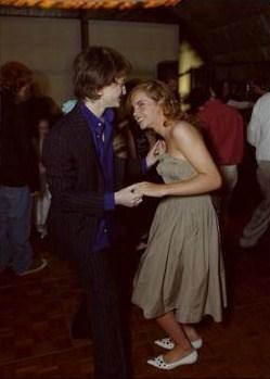Dan & Emma dancing <3