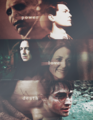 Voldemort, Snape & Harry :)) - harry-potter fan art