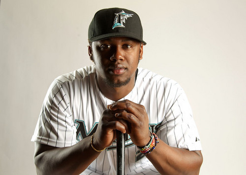 Hanley Ramirez 2011 Photo Day FLA