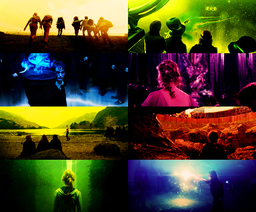 Harry Potter wallpaper containing a concert titled Harry Potter <3