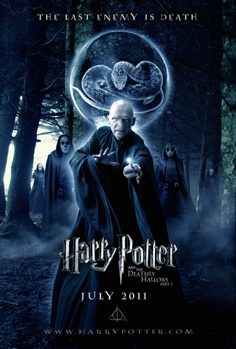 Harry Potter and the deathly hallows part 2. OFFICIAL