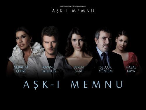 Hazal Kaya & Kivanc Tatlitug in Ask-i Memnu