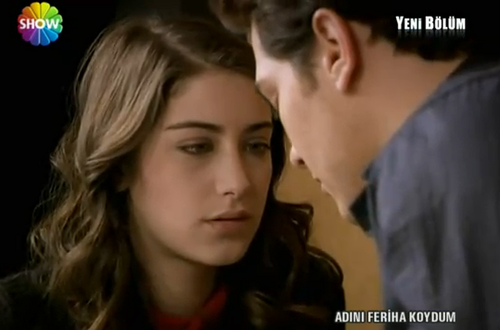 Hazal Kaya wallpaper with a portrait called Hazal Kaya in Adini Feriha Koydum
