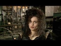 Helena Bonham Carter wallpaper probably with a portrait entitled Helena as Bellatrix