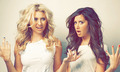 Hellcats! Ashley Tisdale & Aly Michalka Photoshoot 100% Real :) x