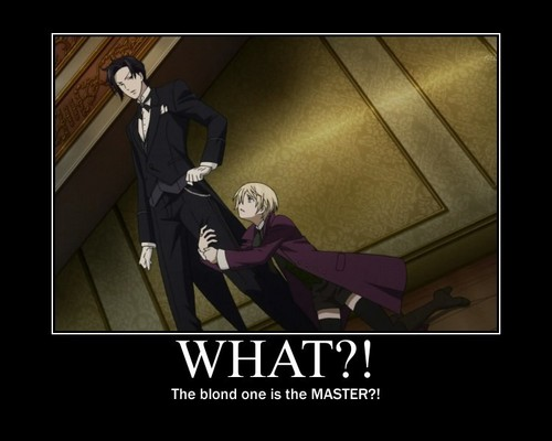 Hes the master?