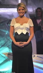 holly Willooughby Pregnant