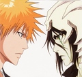 Ichigo and Ulquiorra