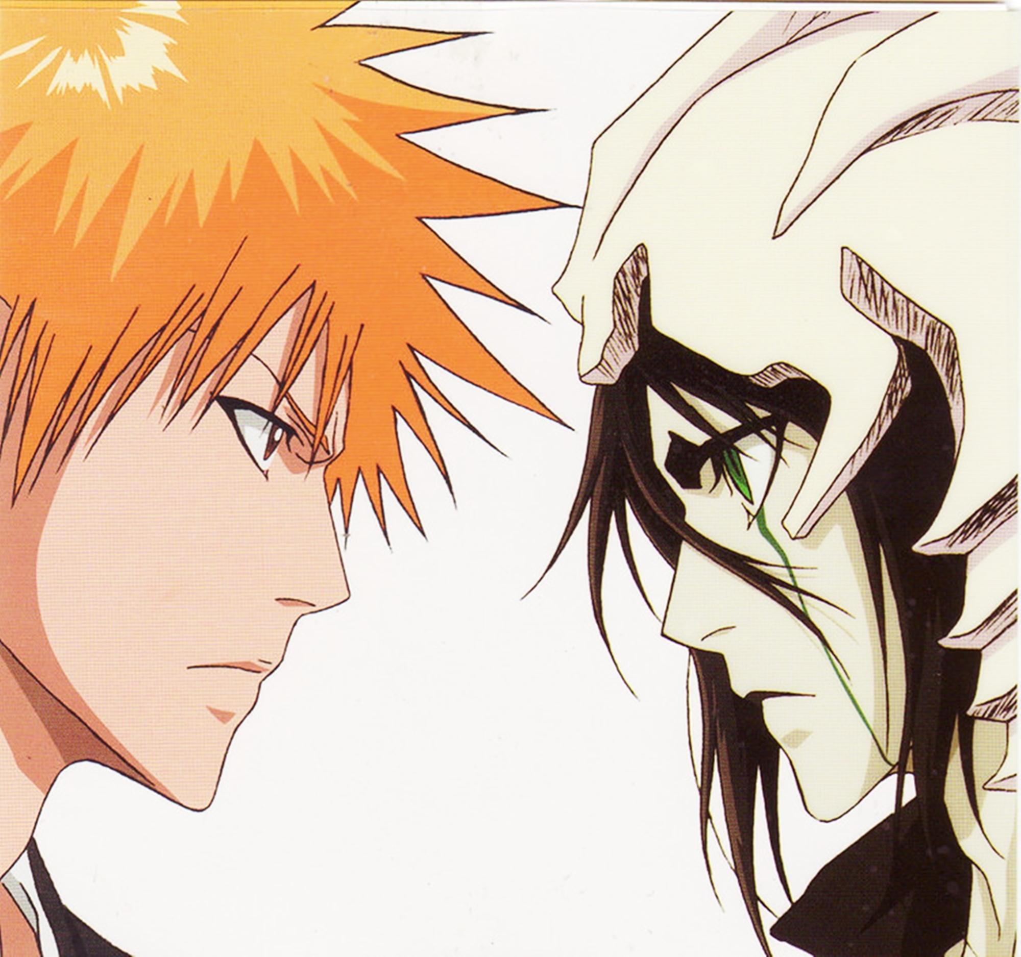 Ichigo and Ulquiorra