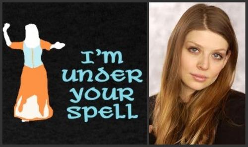 Im under ur spell