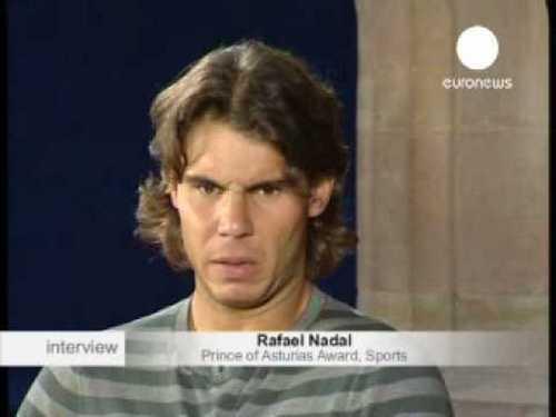 Infidelity shook Nadal !