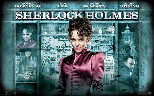 Irene Adler [Sherlock Holmes]