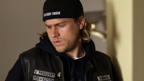 "Jackson ""JAX"" Teller wallpaper probably containing a workwear, a sweatshirt, and a leisure wear called JAX"
