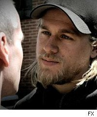 "Jackson ""JAX"" Teller wallpaper possibly with a portrait called JAX"