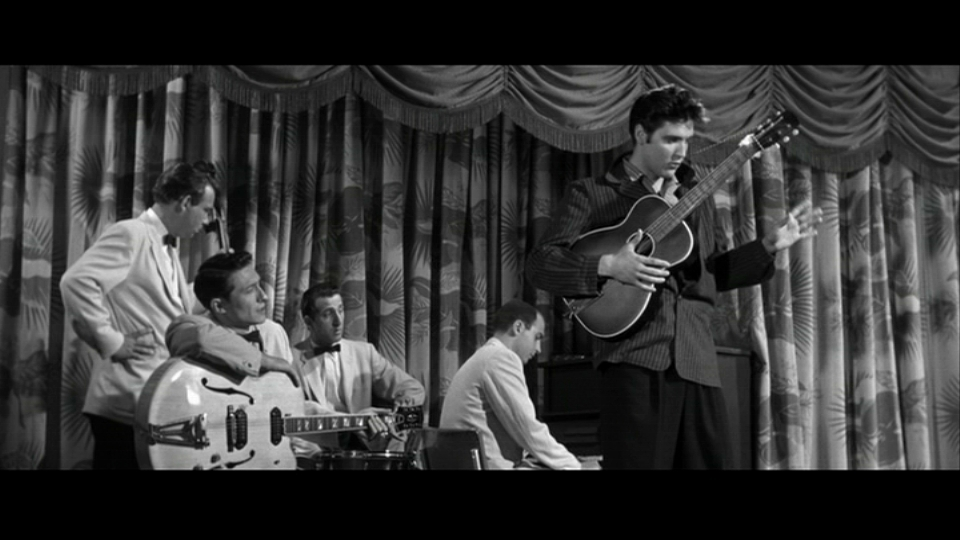 Elvis Presley Blue Suede Shoes Live  Dailymotion