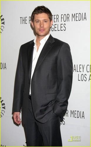 Jensen @ 2011 PaleyFest