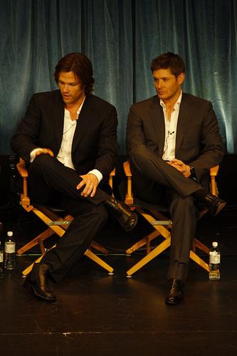 Jensen & Jared @ 2011 Paleyfest