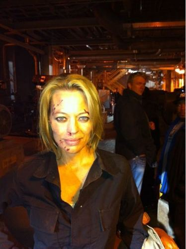 Jeri Ryan as Sonya in MK: Web Series