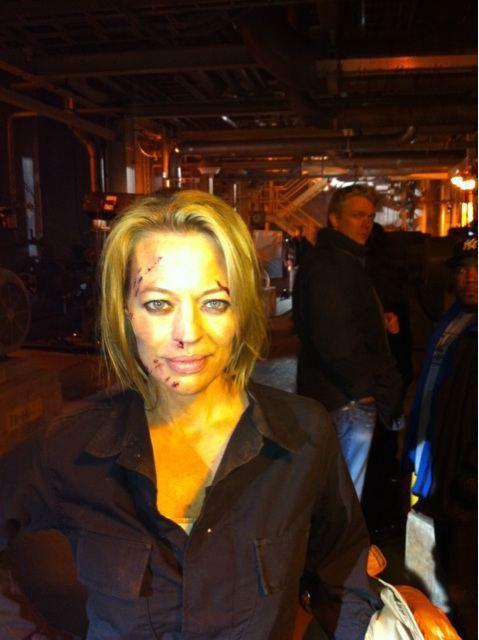 Sonya Blade Images Jeri Ryan As Sonya In Mk Web Series