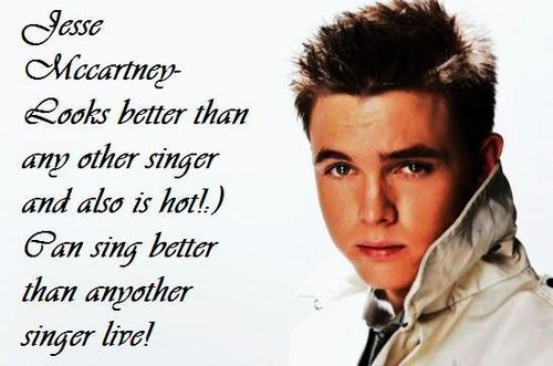 Jesse McCartney wallpaper possibly with a portrait titled Jesse Mccartney-:)
