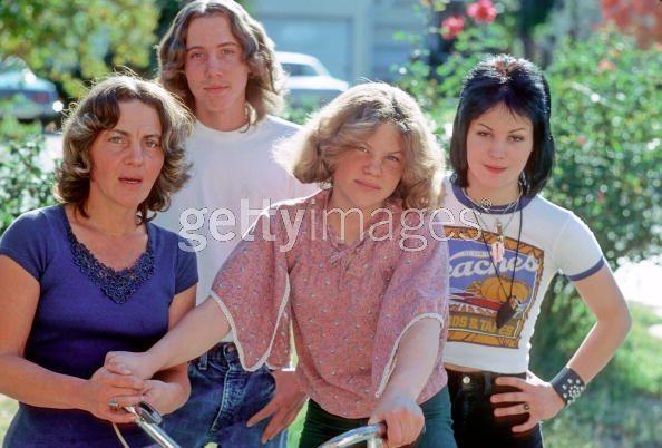 Joan Jett and Family