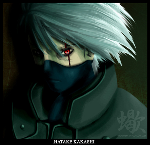 Kakashi wallpaper titled Kakashi