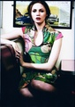Karen Gillan Marie Claire Magazine photo shoot