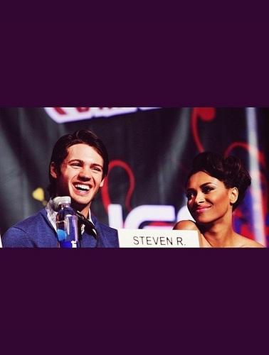 Kat Graham And Steven R Mcqueen | www.pixshark.com ...