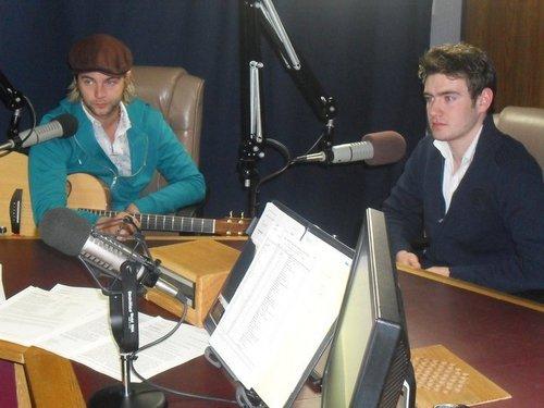 Keith and Emmet on DayBreakUSA radio