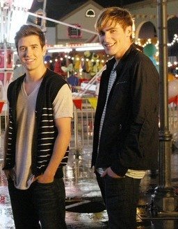 Kendall and Logan