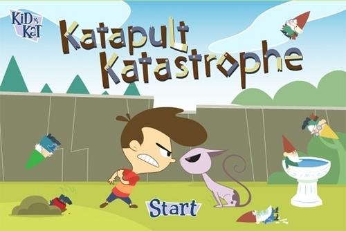 Kid Vs Kat [GAME]