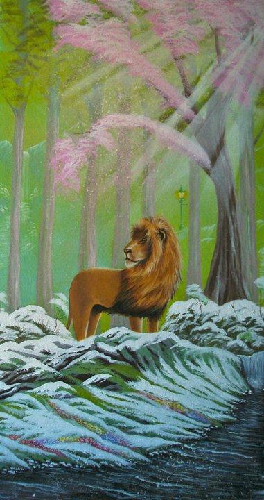 King of Narnia.