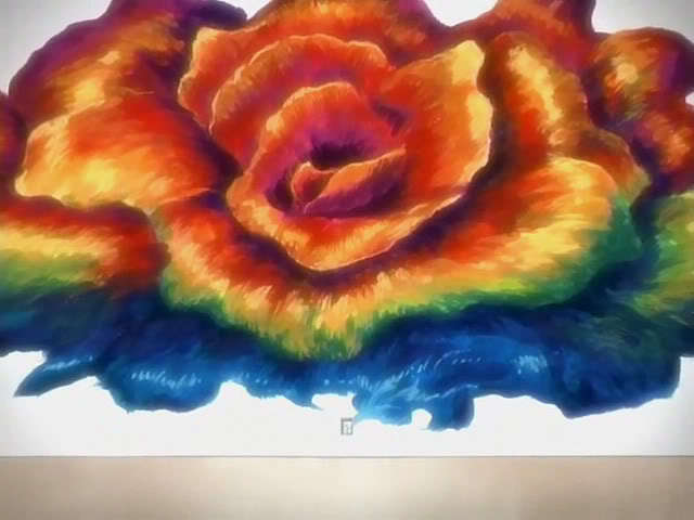 Kyoya's painting