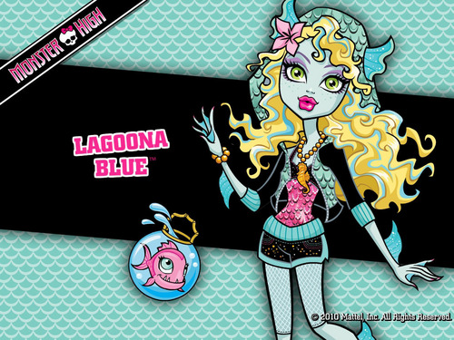 Lagoona Blue wallpaper 1024x768 & 800x600