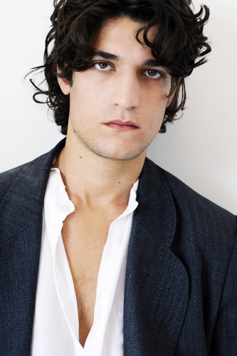 Louis Garrel wallpaper with a business suit entitled Louis Garrel