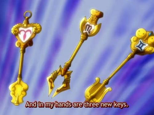 Lucy zodiac keys 2