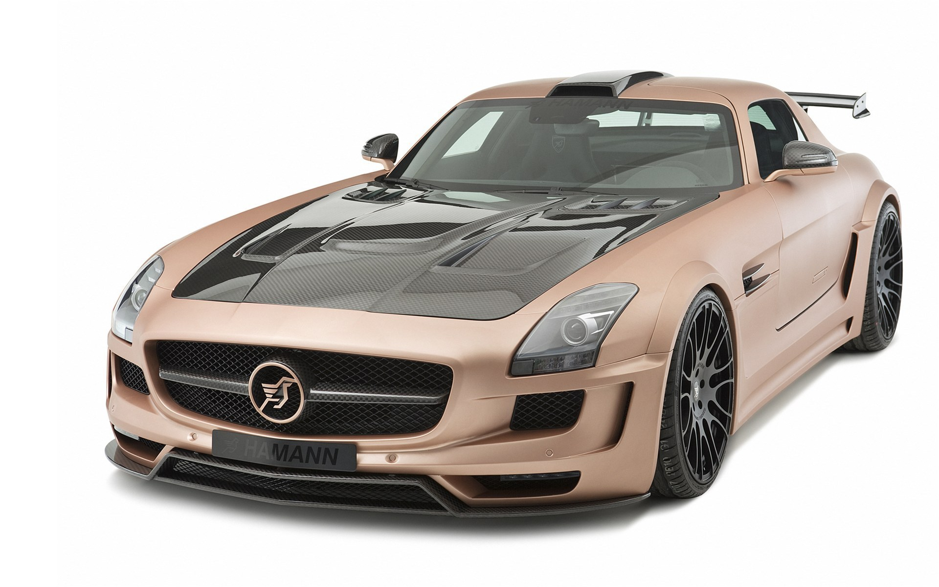 hamann mercedes benz sls amg hawk mercedes benz