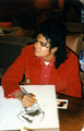 MJ CAN DRAW - prince-michael-jackson photo