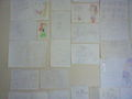 MY TOTAL DRAMA WALL!!!!! - total-drama-island fan art
