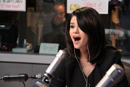 March 8, 2011 at 102.7 KIIS FM Studios Los Angeles