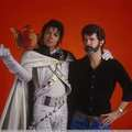 Michael&George Lucas(Making of Catain Eo)