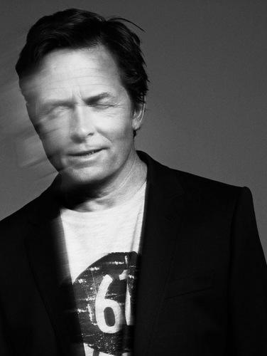 Michael J Fox wallpaper with a business suit and a suit entitled Michael J Fox